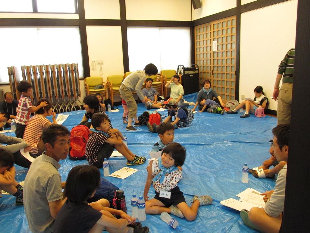 親子わんぱく自然教室 (2)